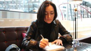 Master 2 Métiers du livre - Université de Bourgogne - Sonia Frisco auteure