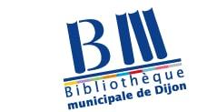 Master 2 Métiers du livre à Dijon - Logo de la bibliothèque municipale de Dijon