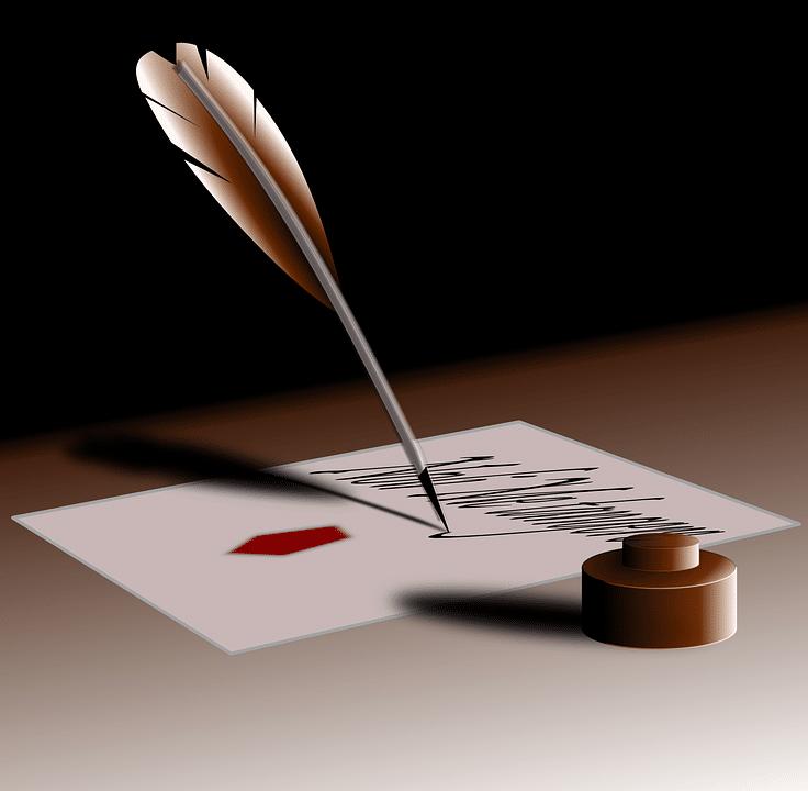 M2 Métiers du Livre, le métier d'auteur/écrivain
