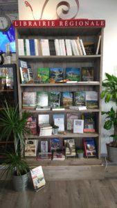 Librairie à l'Espace Découvertes de l'Escargot Savant