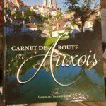 Dernier livre paru : Carnet de route en Auxois