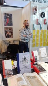 David Demartis et les Editions du Murmure