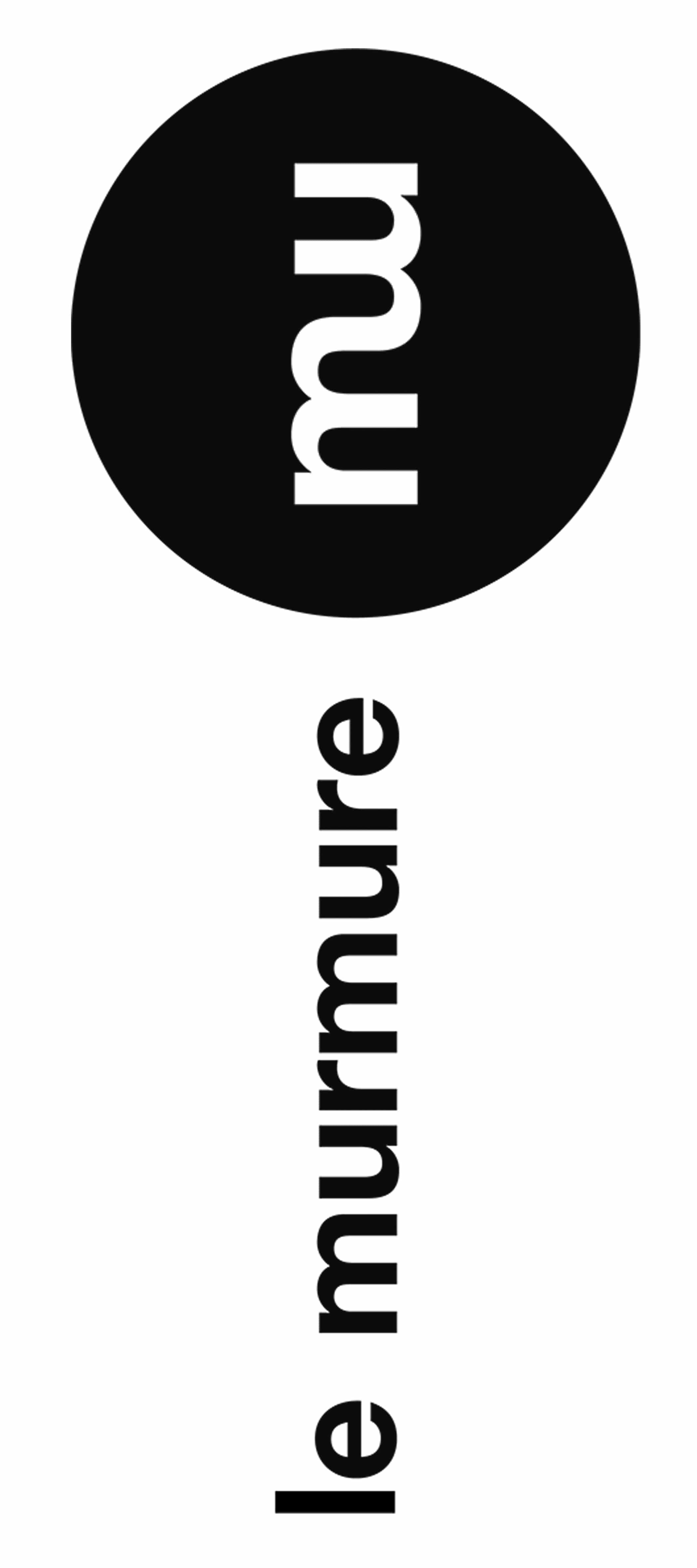 Logo des éditions du Murmure