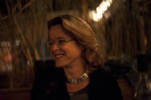 Valérie Millet, éditrice et fondatrice des Éditions du Sonneur