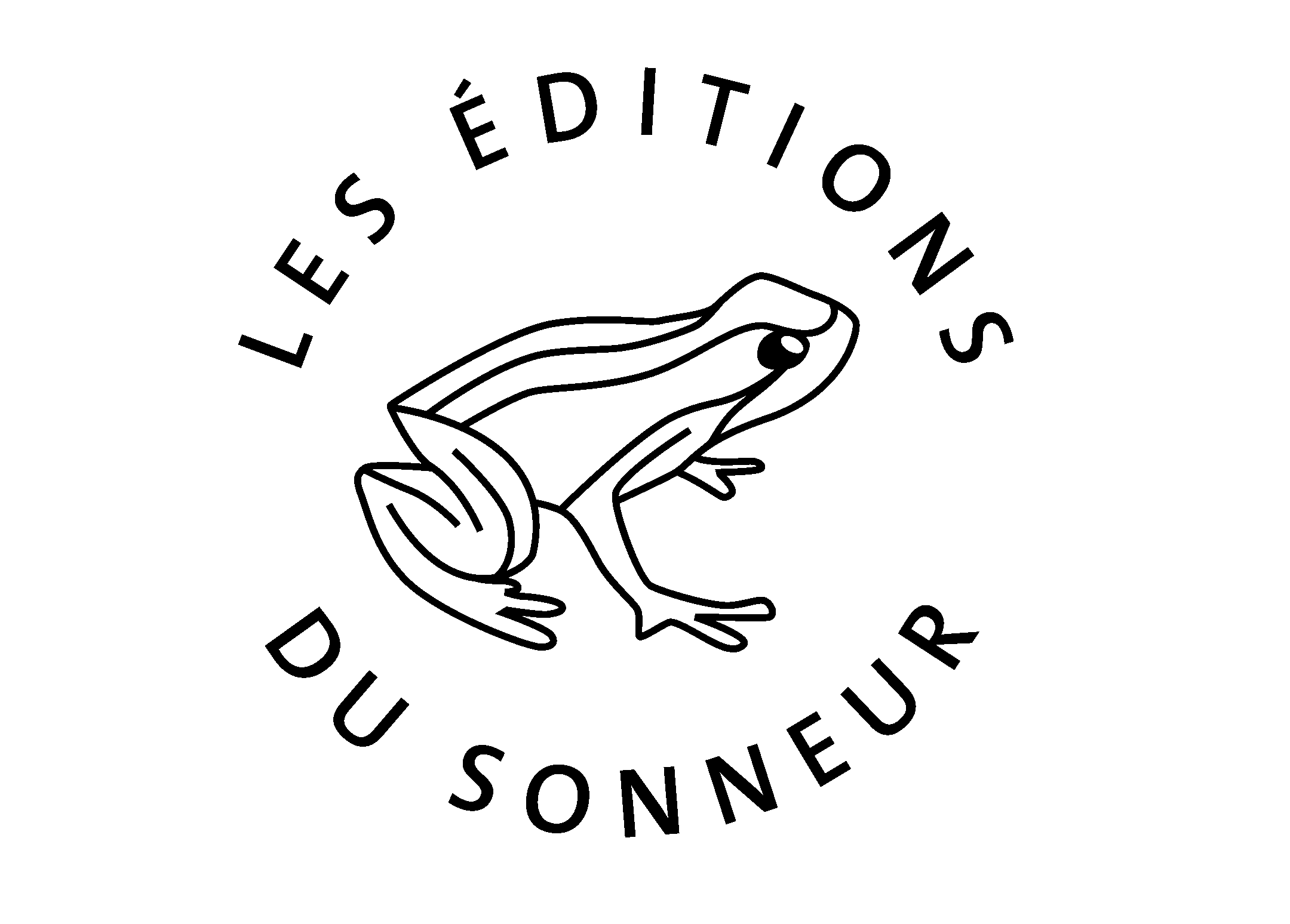 Logo des Éditions du Sonneur, crées par Valérie Millet